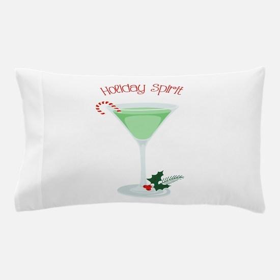 Holiday Spirit Pillow Case