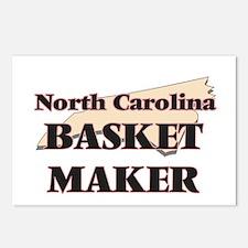 North Carolina Basket Mak Postcards (Package of 8)