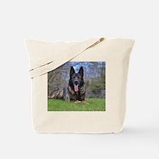 German Shepherd Tote Bag