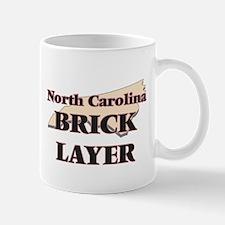 North Carolina Brick Layer Mugs