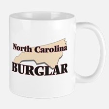 North Carolina Burglar Mugs