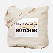 North Carolina Butcher Tote Bag