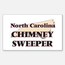 North Carolina Chimney Sweeper Decal