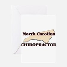 North Carolina Chiropractor Greeting Cards