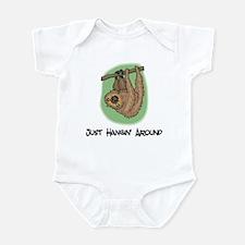 Just Hangin' Around Infant Bodysuit