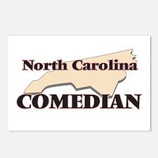 North Carolina Comedian Postcards (Package of 8)