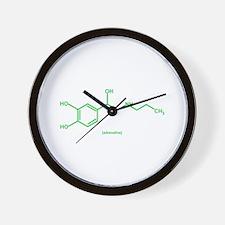 Adrenaline Wall Clock