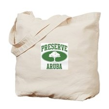 Preserve Aruba Tote Bag