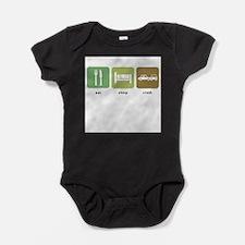 Unique Demo derby Baby Bodysuit