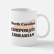 North Carolina Corporate Librarian Mugs