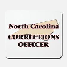 North Carolina Corrections Officer Mousepad