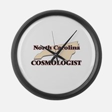 North Carolina Cosmologist Large Wall Clock