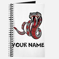 Diamondback Rattle Snake Journal