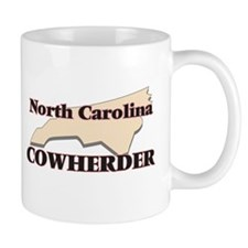 North Carolina Cowherder Mugs