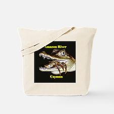 Amazon River Cayman- Tote Bag