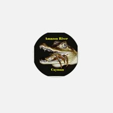 Amazon River Cayman- Mini Button