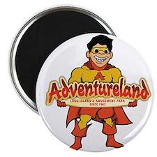 Funny Amusement parks Magnet