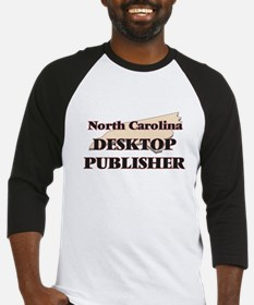 North Carolina Desktop Publisher Baseball Jersey