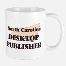 North Carolina Desktop Publisher Mugs
