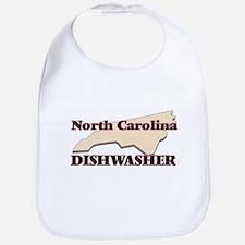 North Carolina Dishwasher Bib