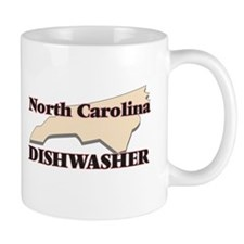 North Carolina Dishwasher Mugs