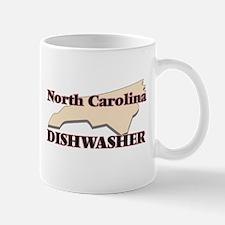 North Carolina Dishwasher Mugs