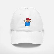 Graffiti writer character Baseball Baseball Cap