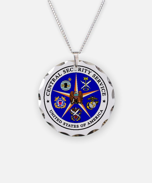 US FEDERAL AGENCY - CIA - CE Necklace
