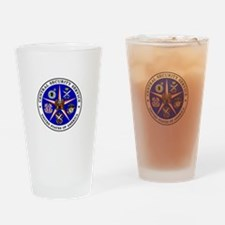 US FEDERAL AGENCY - CIA - CENTRAL S Drinking Glass