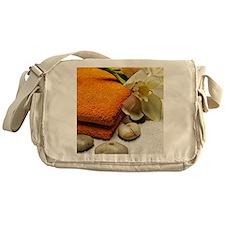 Welness and Inner Balance Messenger Bag