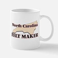 North Carolina Felt Maker Mugs