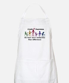 """Similiarities"" BBQ Apron"