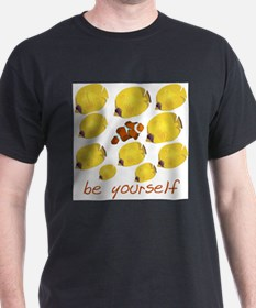 Funny Butterfly fish T-Shirt