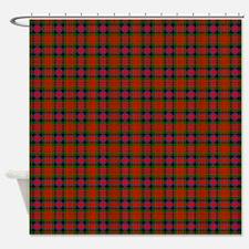 MacDuff Scottish Tartan Shower Curtain