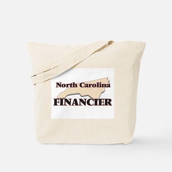 North Carolina Financier Tote Bag