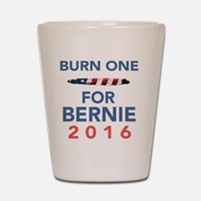 Burn 4 Bern Shot Glass