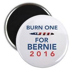 Burn 4 Bern Magnet