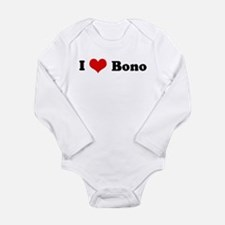 Cute Design a Long Sleeve Infant Bodysuit
