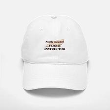 North Carolina Flight Instructor Baseball Baseball Cap