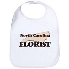 North Carolina Florist Bib