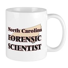 North Carolina Forensic Scientist Mugs