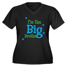 2-BIGBrother Plus Size T-Shirt