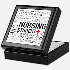 Nursing Student Box Keepsake Box