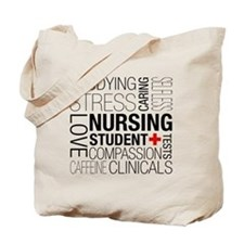 Nursing Student Box Tote Bag