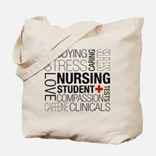 Nursing Student Box Tote Bag