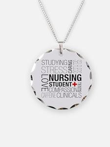 Nursing Student Box Necklace