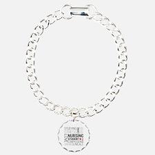 Nursing Student Box Bracelet