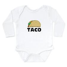 Cool Humor Long Sleeve Infant Bodysuit