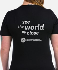 See The World Up Close T-Shirt