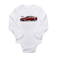 Gto Long Sleeve Infant Bodysuit